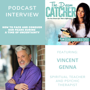 [Interview] How to Face and Conquer our Fears During a Time of Uncertainty (feat. Vincent Genna)