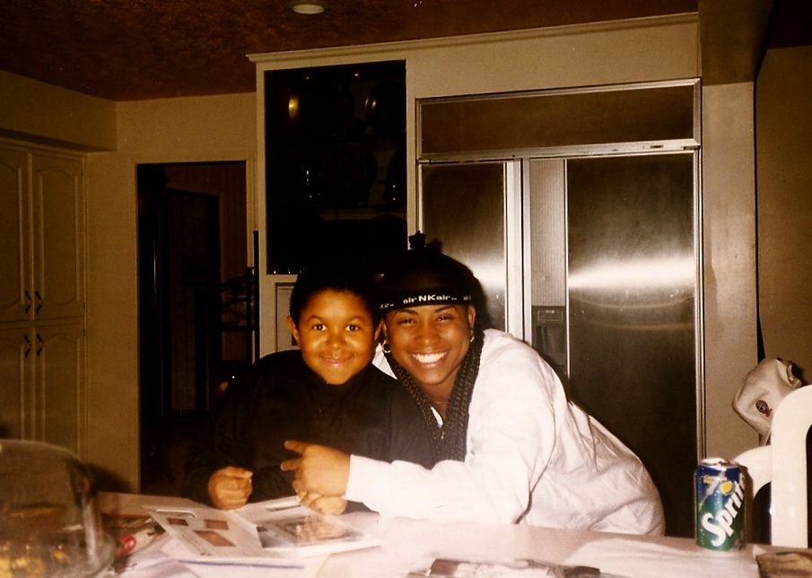 Quencie Interviews Emmanuel Lewis - Studio Q Podcast