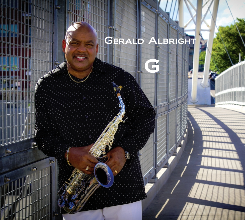 Quencie Interviews Gerald Albright - Studio Q Podcast