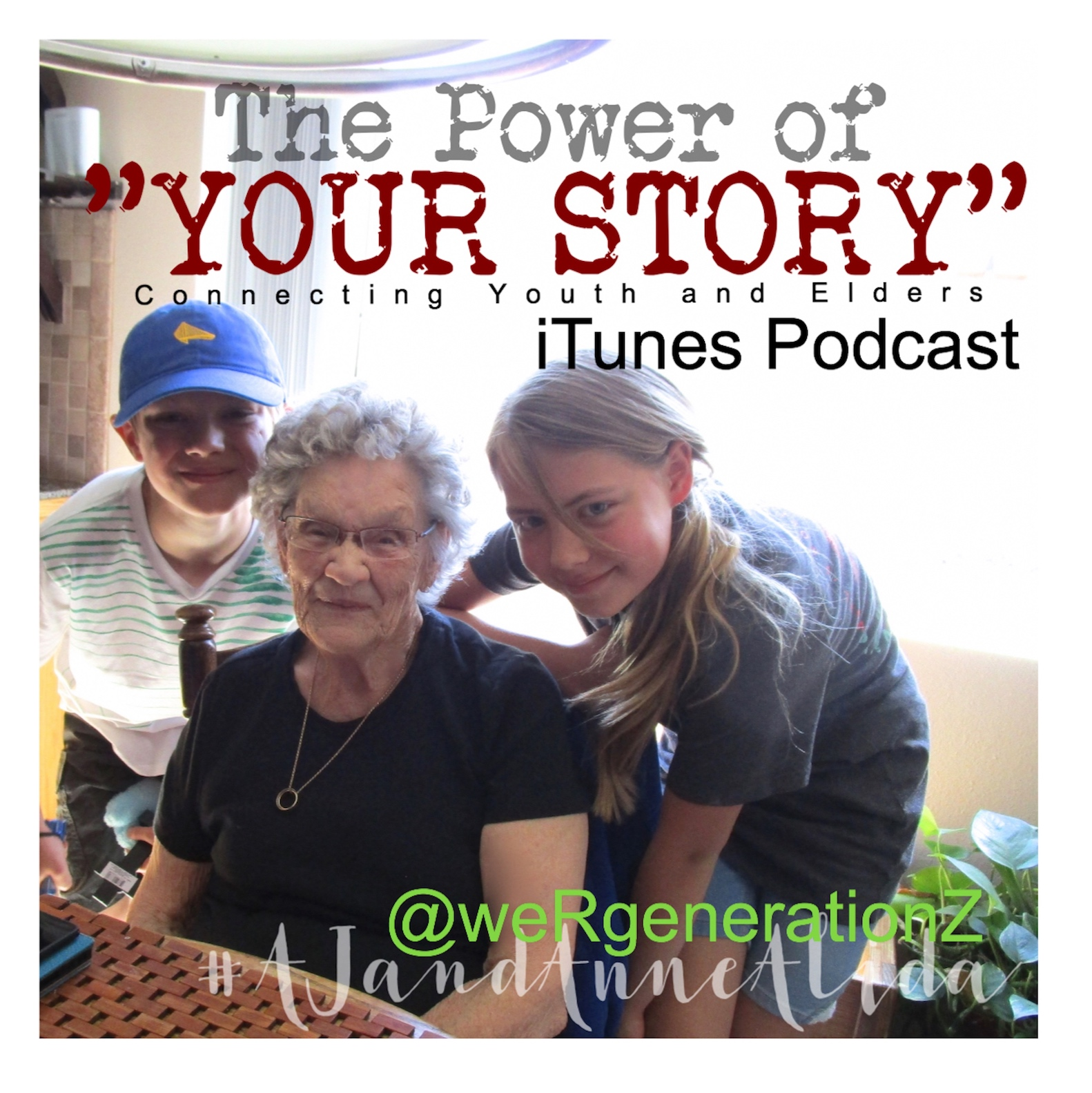 """BE-TWEEN Episode #9   The Power of """"YOUR STORY""""   @weRgenerationZ   Preteen Podcast   #THisIsABQ"""