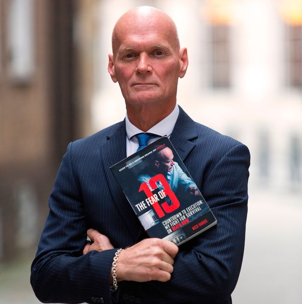 Episode 2: Exonerated by DNA, Kindness with writer Nick Yarris