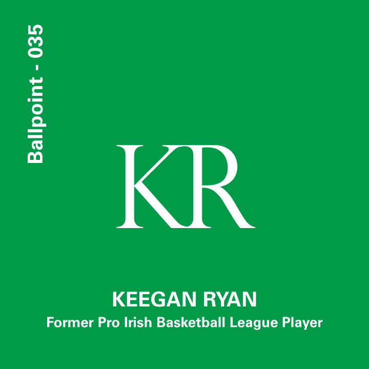 035 - Keegan Ryan, Former Pro Irish League Basketball Player