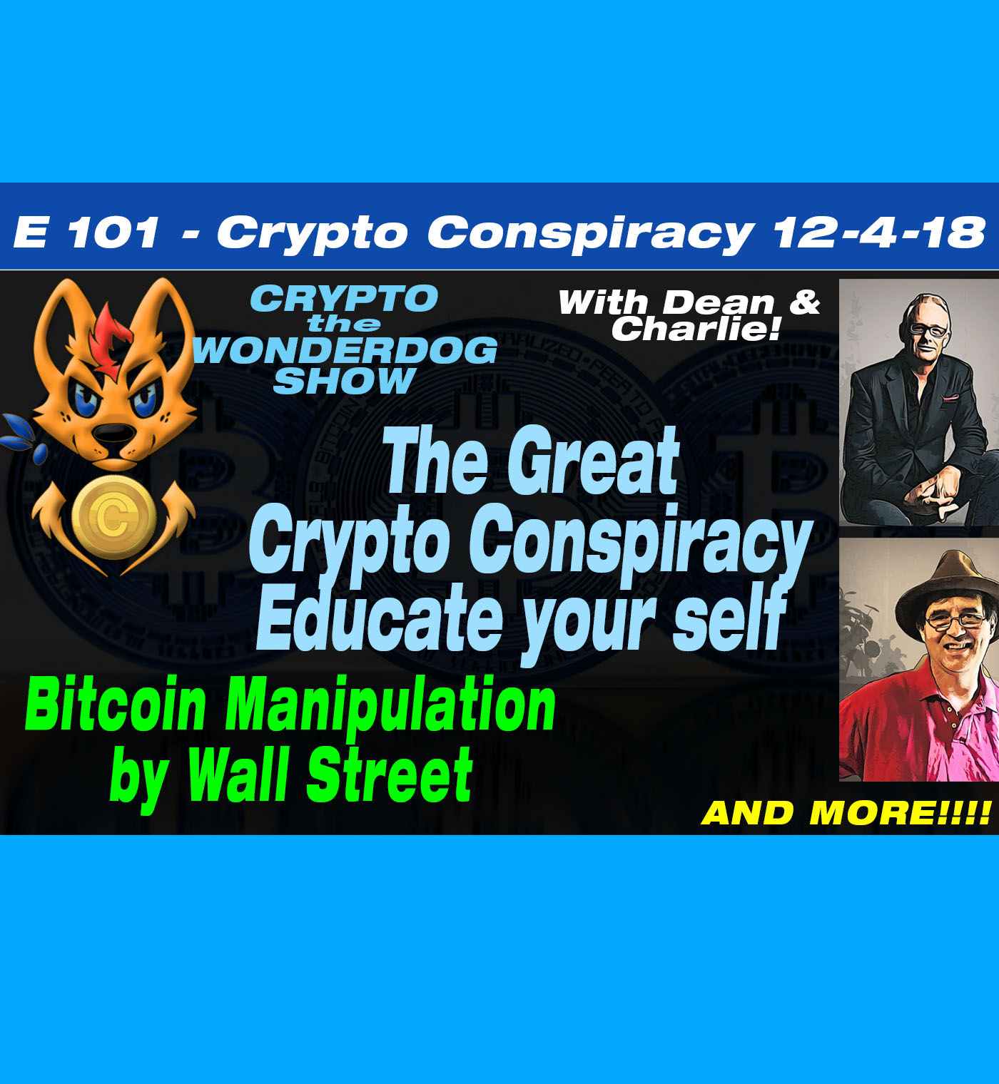 Bitcoin Manipulation by Wall Street - The Great Crypto Conspiracy (PROOF) 2018