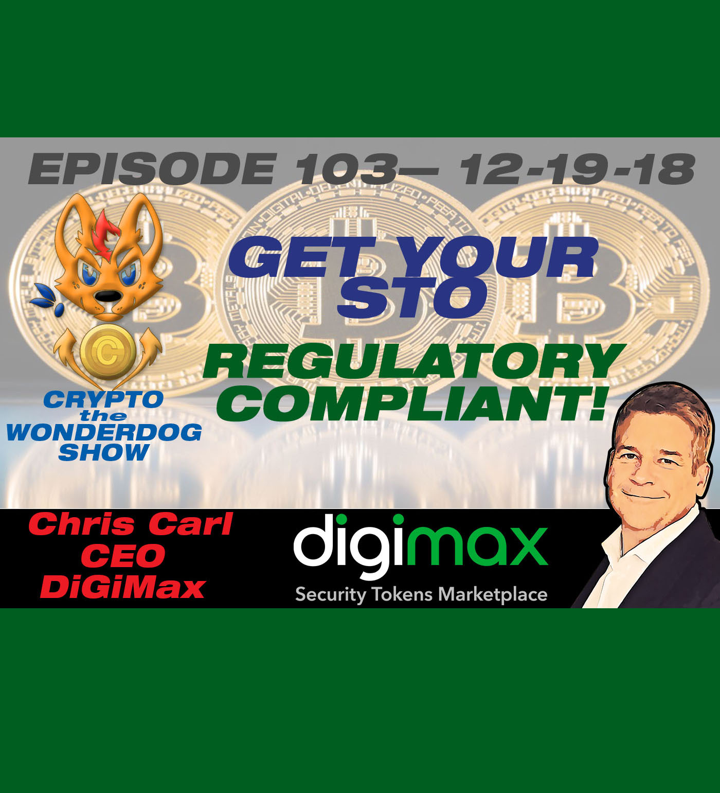 How To Get Your STO Regulatory Compliant - Digi Max & AirDrops with Flyerdrop The regulatory-compliant platform for high-quality ICOs and qualified investors - DigiMax