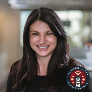 Passing The ABM Torch to Sales - Christelle Flahaux - Hard Corps Marketing Show #221