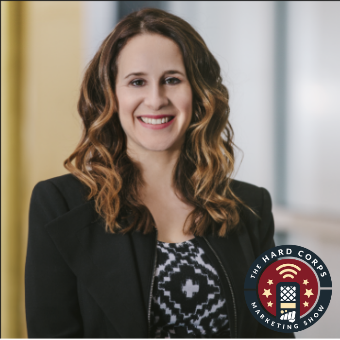 Alignment Through Collaboration - Lauren Mead - Hard Corps Marketing Show #082