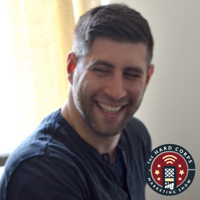 Get & Hold Attention Through Story - Jay Acunzo - Hard Corps Marketing Show #76