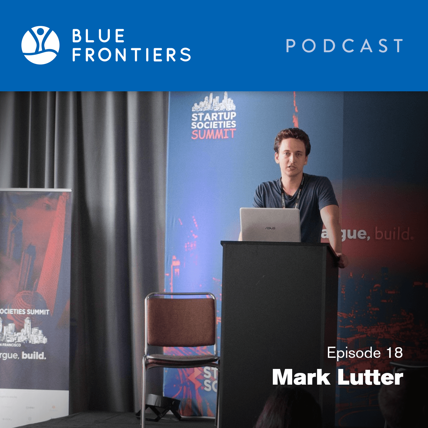 Innovating in Governance with Innovative Zones: Mark Lutter - Episode 18