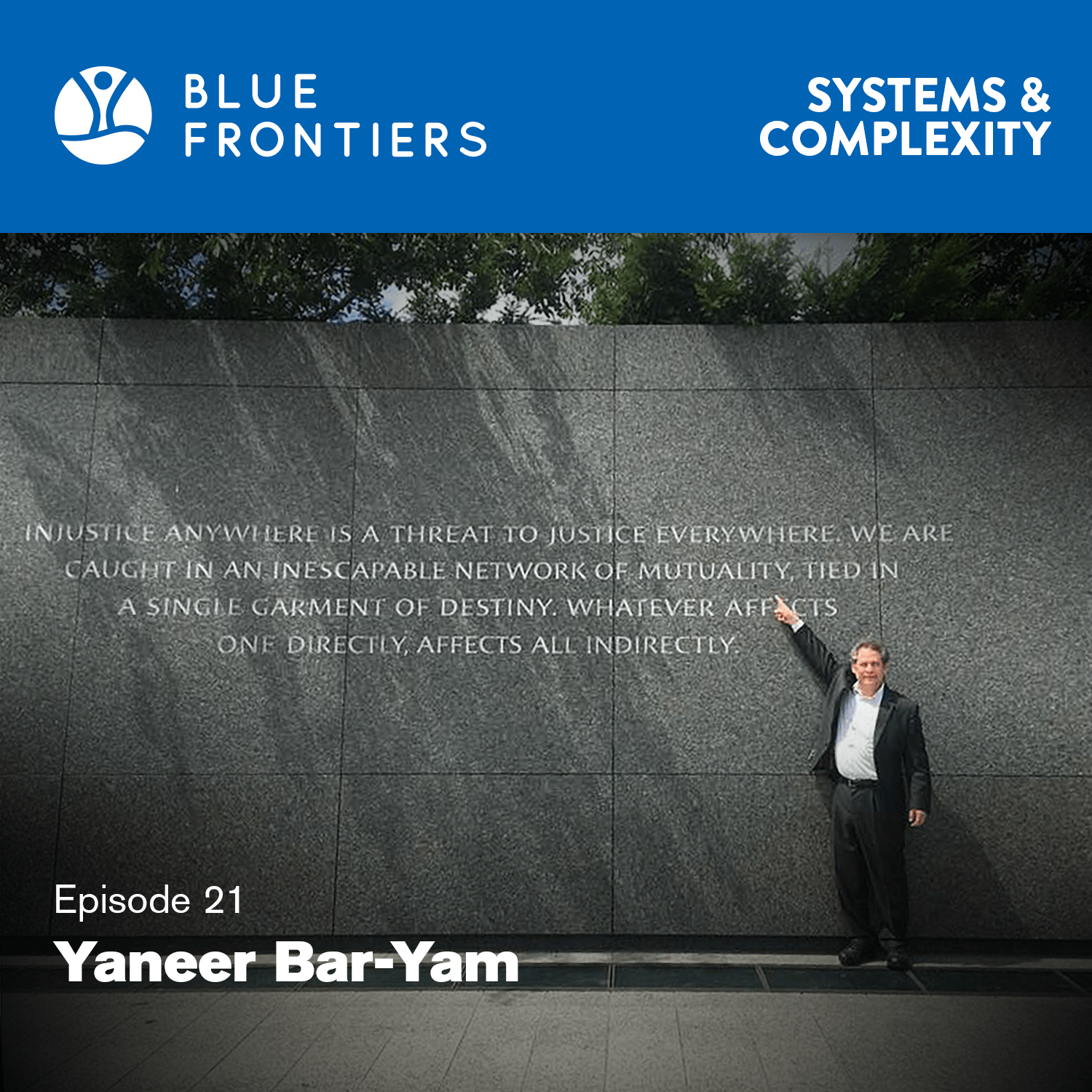 Systems & Complexity: Yaneer Bar-Yam - Episode 21