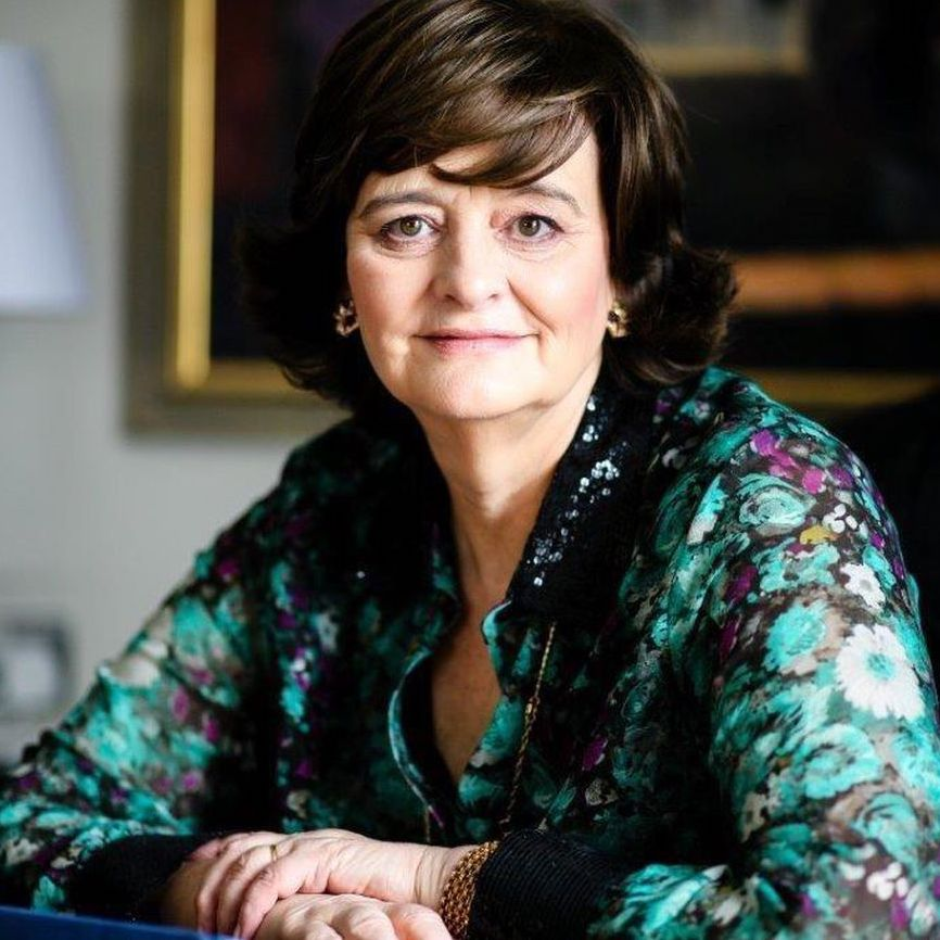 Cherie Blair: Find Your Own Power