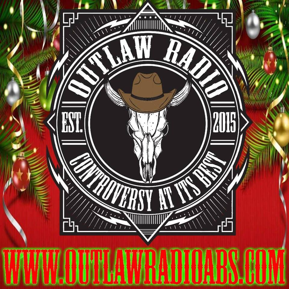 Outlaw Radio - Episode 161 (2018 Christmas Special - Sharmain Interview - December 22, 2018)