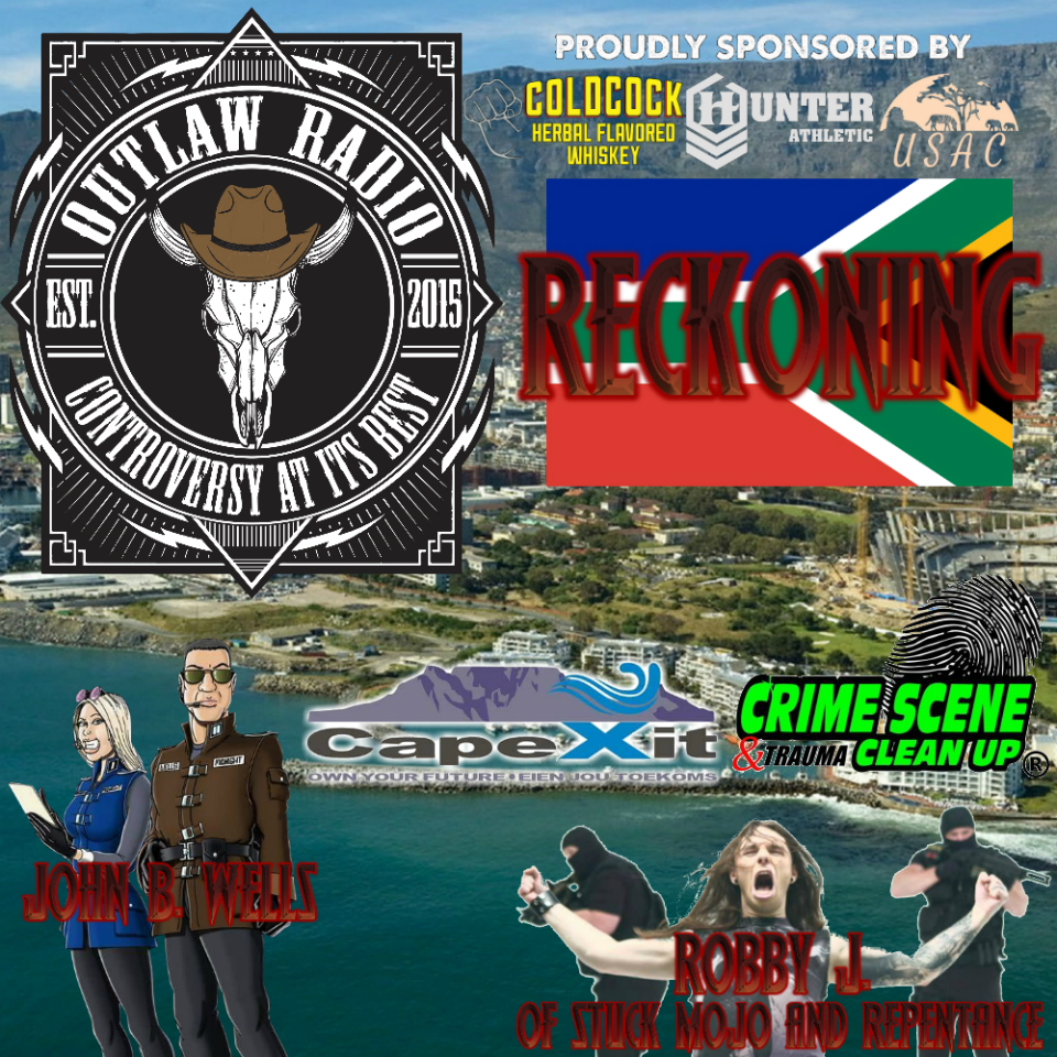 Outlaw Radio - Episode 190 (Reckoning - August 17, 2019)