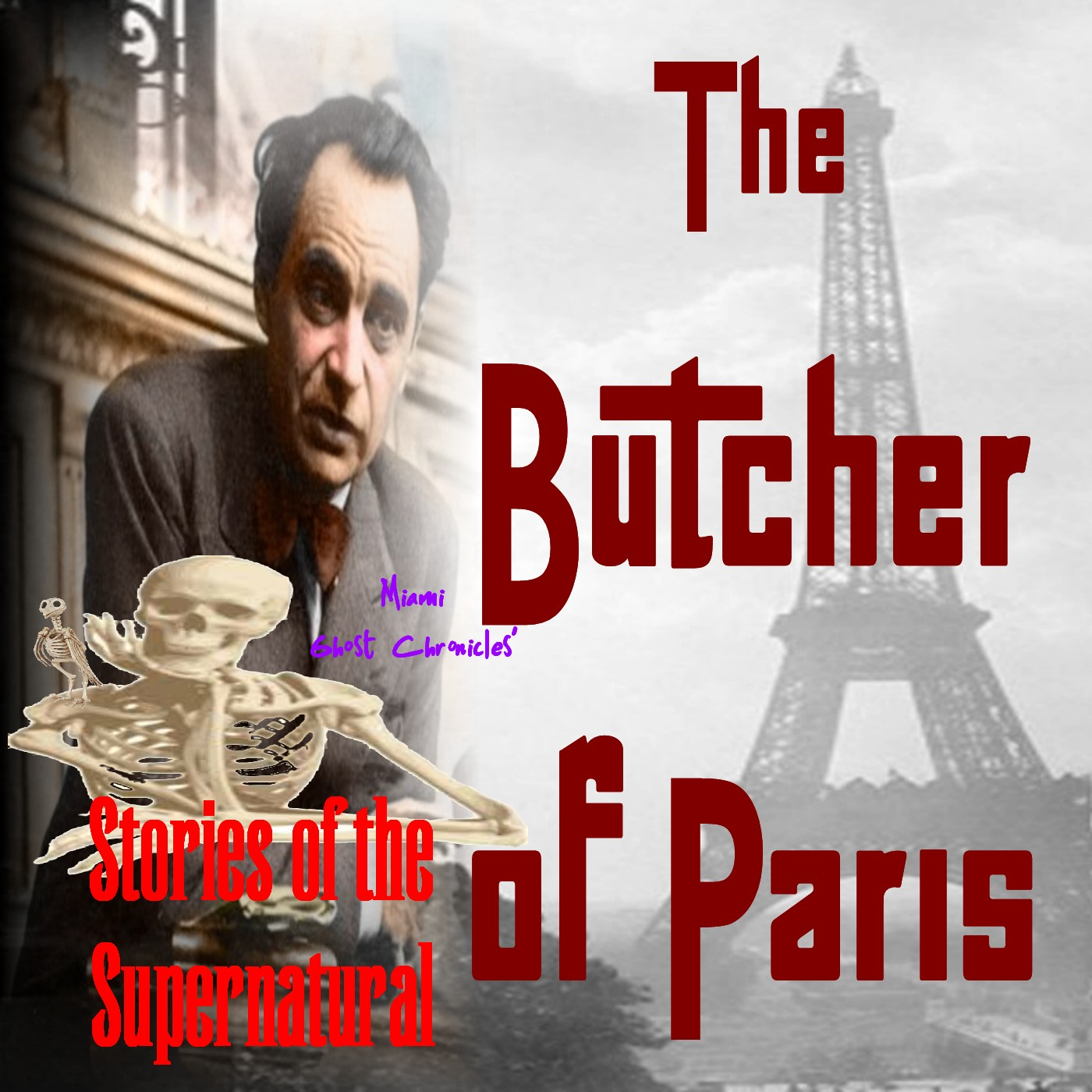 The Butcher of Paris   French Serial Killer   Podcast