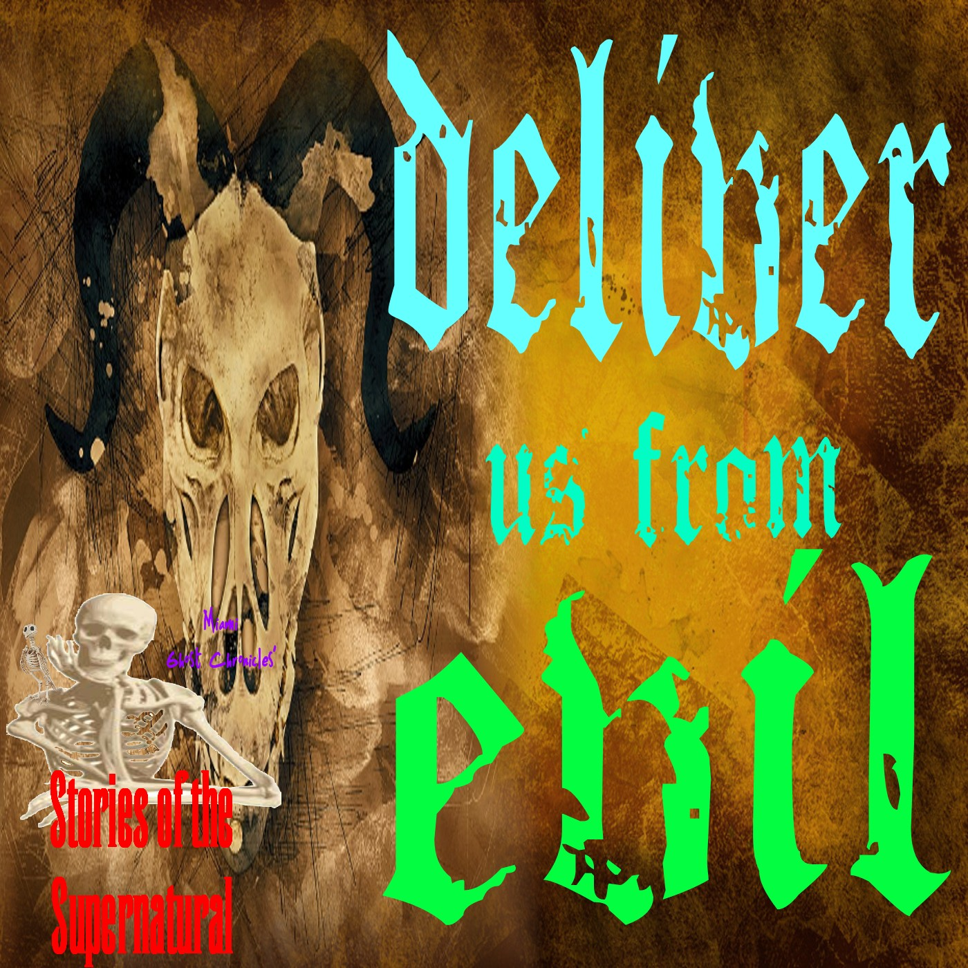 Deliver Us From Evil   Interview with Bill Bean   Podcast