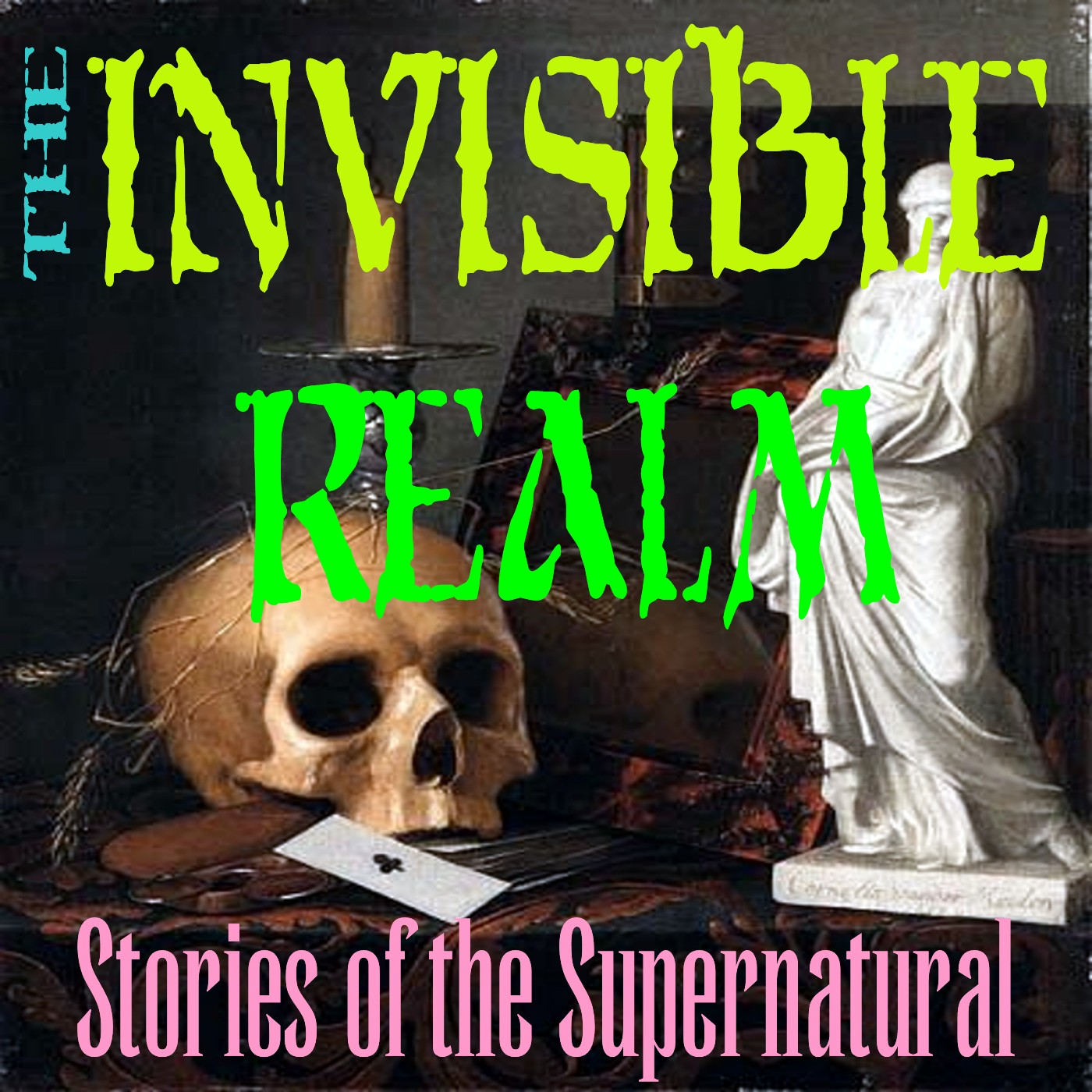 The Invisible Realm   Interview with Joe Cetrone   Podcast