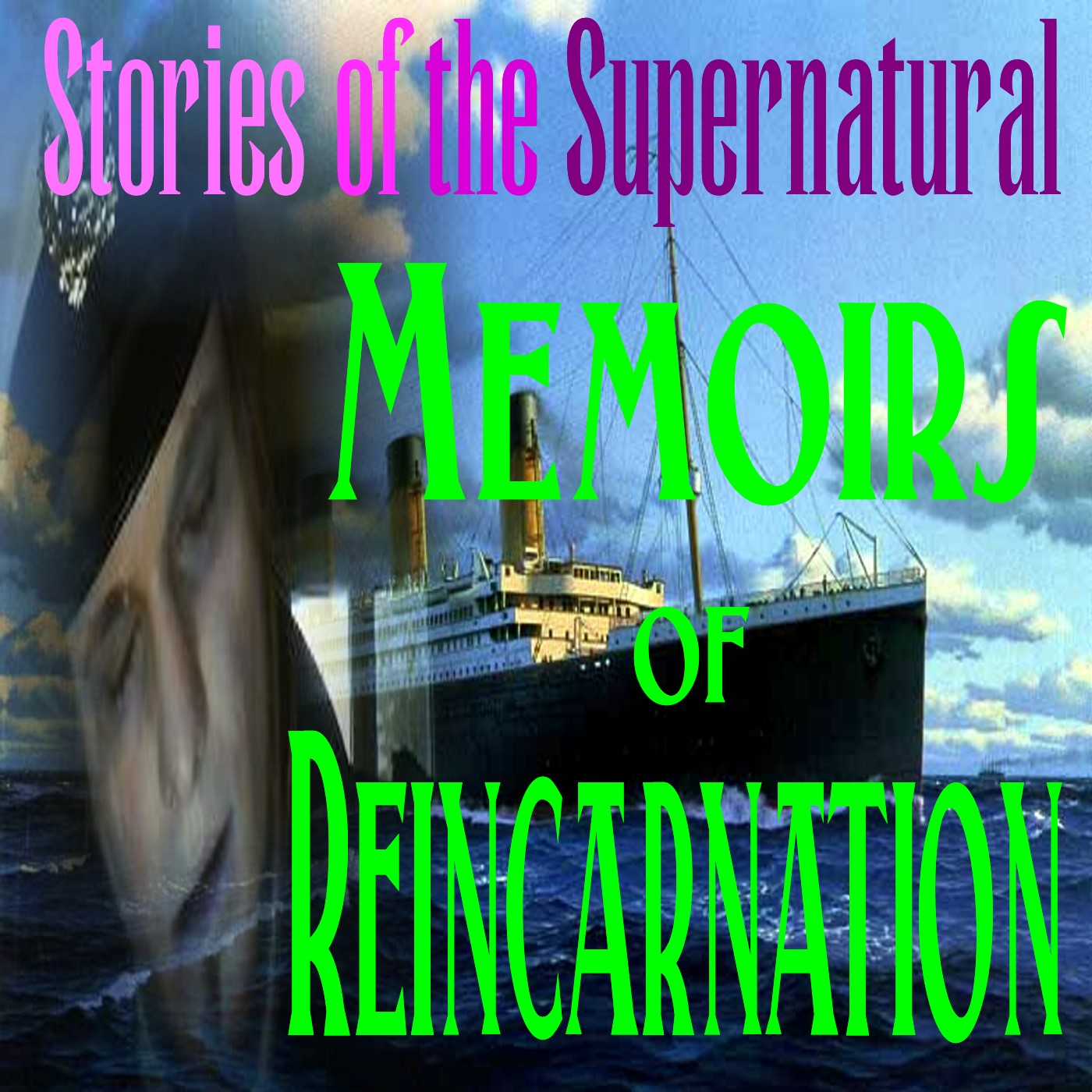 Memoirs of Reincarnation   Interview with Paul Amirault   Podcast