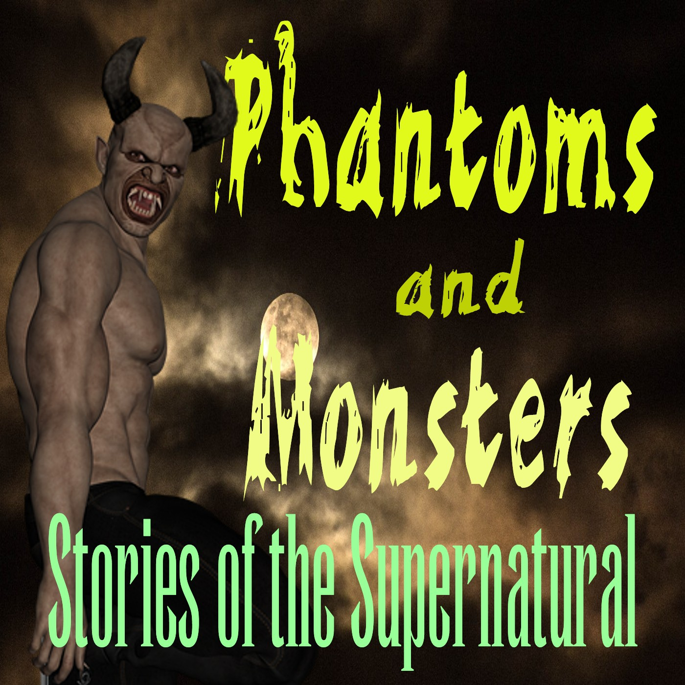 Phantoms and Monsters   Interview with Lon Strickler   Podcast
