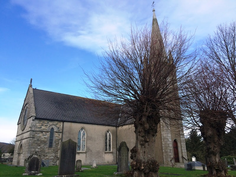 6th May 2018 Barry McMurtrie . . . The Story of the Church