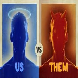 13th October 2019  Barry . . Them & Us ( Church Division )