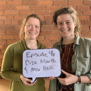 Episode 45: Lay Preaching with Eliza Marth and Anne Hall
