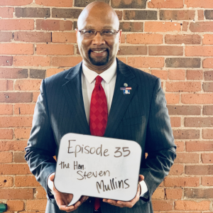 Episode 35: Talking about Absalom Jones and the Union of Black Episcopalians with the Hon. Steven Mullins