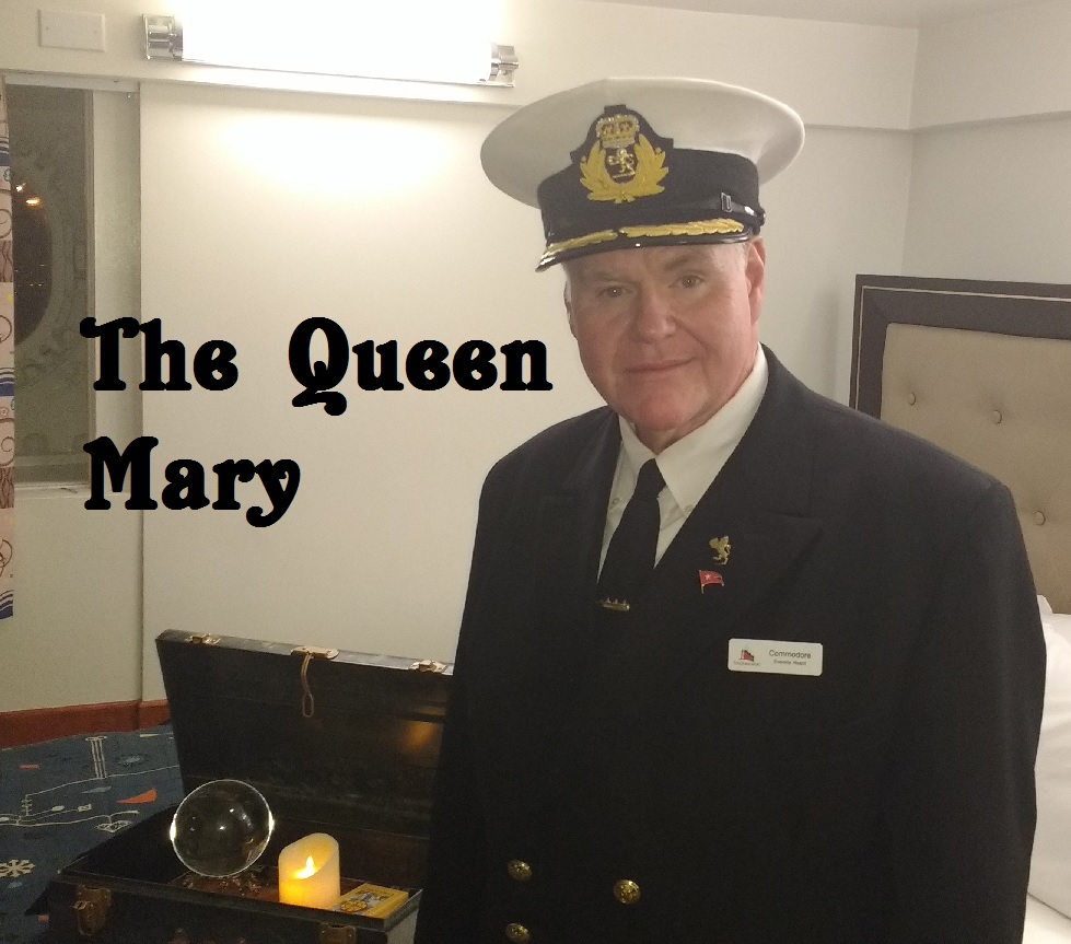 Ghost Hunting at The Queen Mary Ship