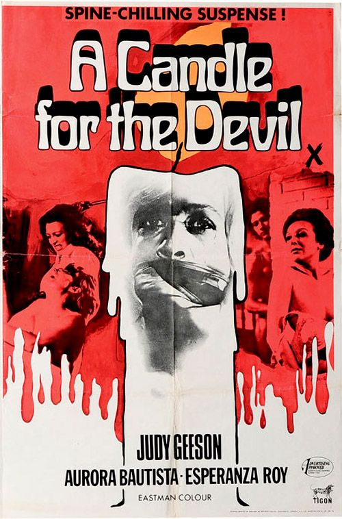 Beyond Naschy #24 - A CANDLE FOR THE DEVIL (1973)