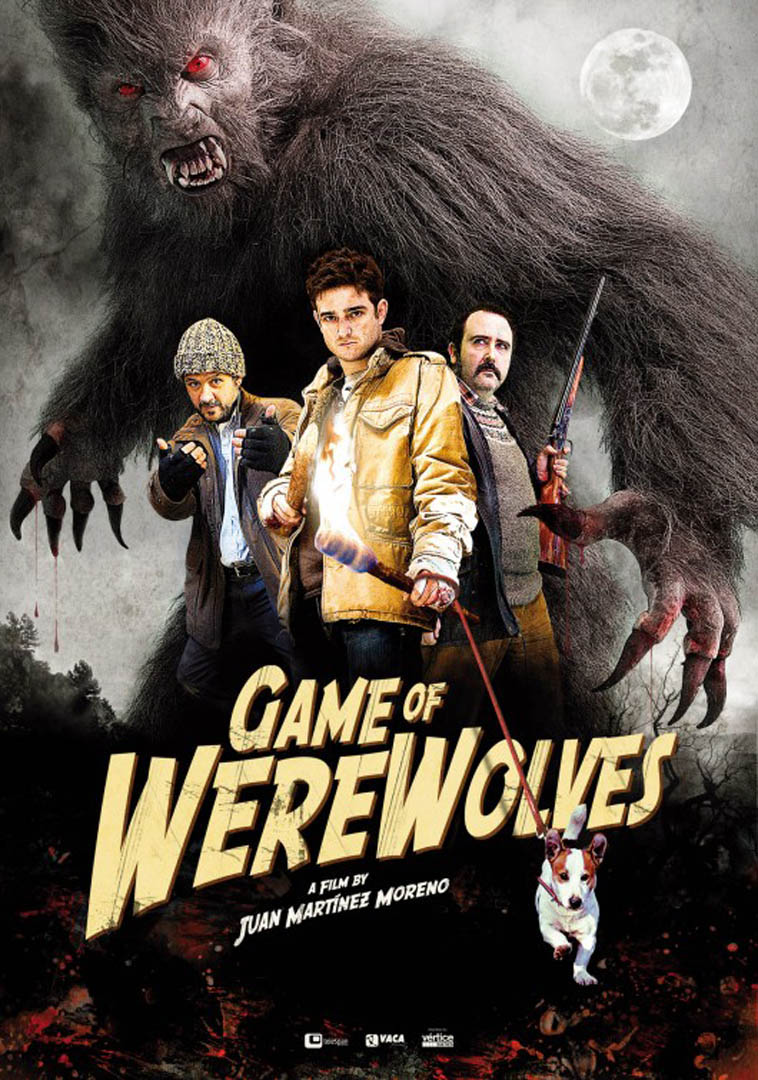 Beyond Naschy #25 - GAME OF WEREWOLVES (2012)