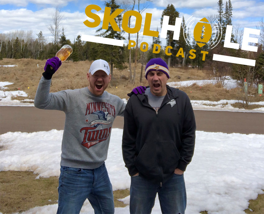 Episode 66 | More Vikings NFL Draft talk, round 2 options, weakest spots on the depth chart and more!