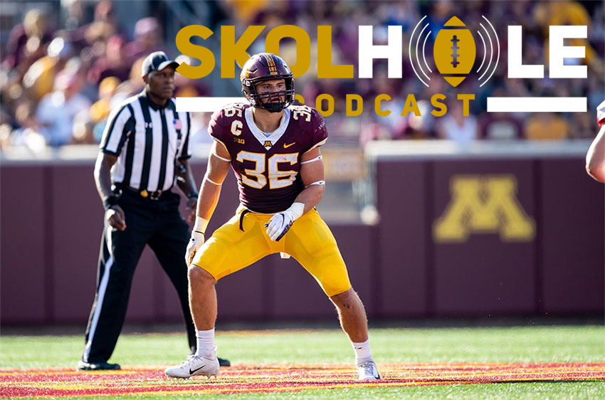 Episode 67 | NFL Draft prospect Blake Cashman joins the SKOLHole for an interview
