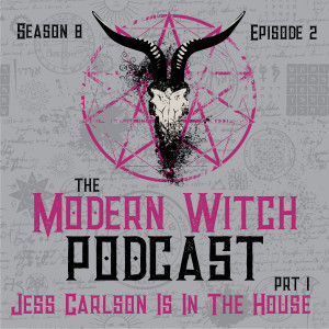S8E2: Jess Carlson is in the house!