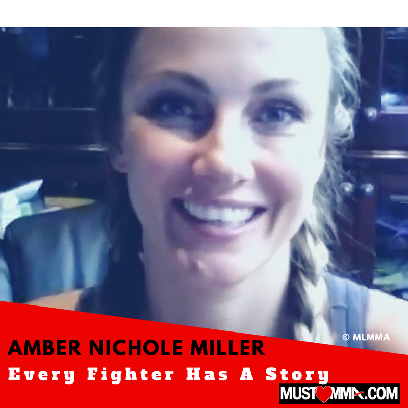 Must Love MMA Speaks to Former UFC Octagon Girl Amber Nichole Miller