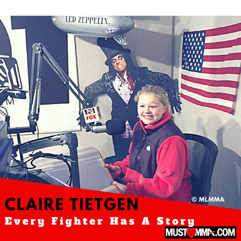 MustLoveMMA.com Interviews 12-Year-Old Claire Tietgen on How MMA Stops Bullying