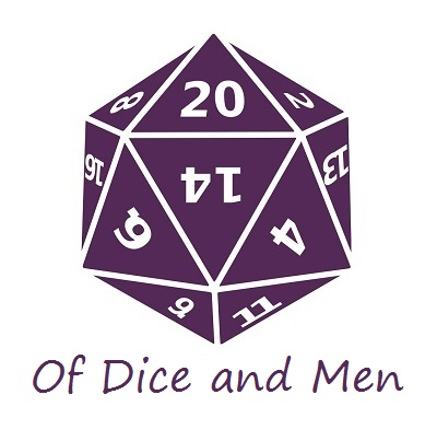 Of Dice & Men Podcast: Episode 1