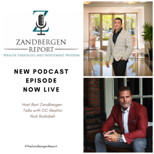OC Realtor Nick Roshdieh Discusses the Evolution of Residential Real Estate