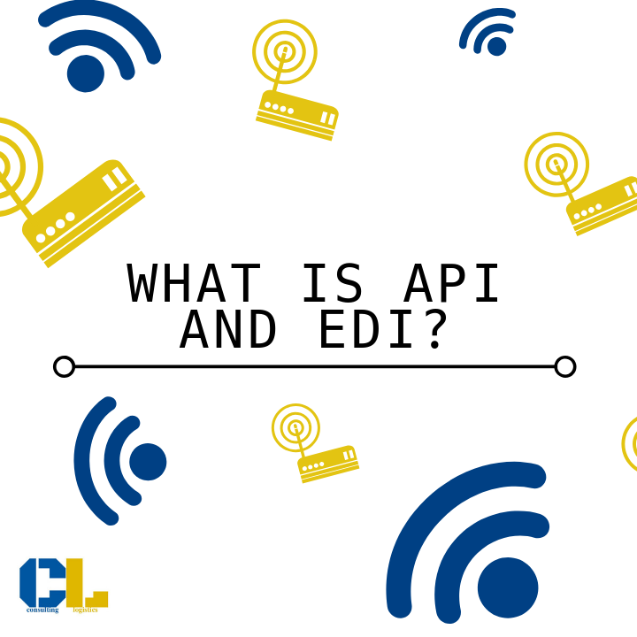 What is API and EDI?