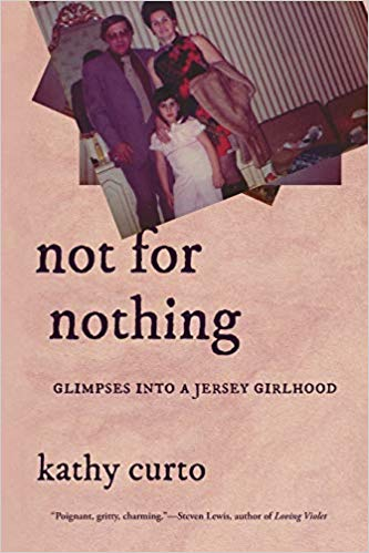 """Season 4, Episode 2: """"Writer's Mode: Memoir with Kathy Curto, Author of Not for Nothing: Glimpses Into a Jersey Girlhood"""" 