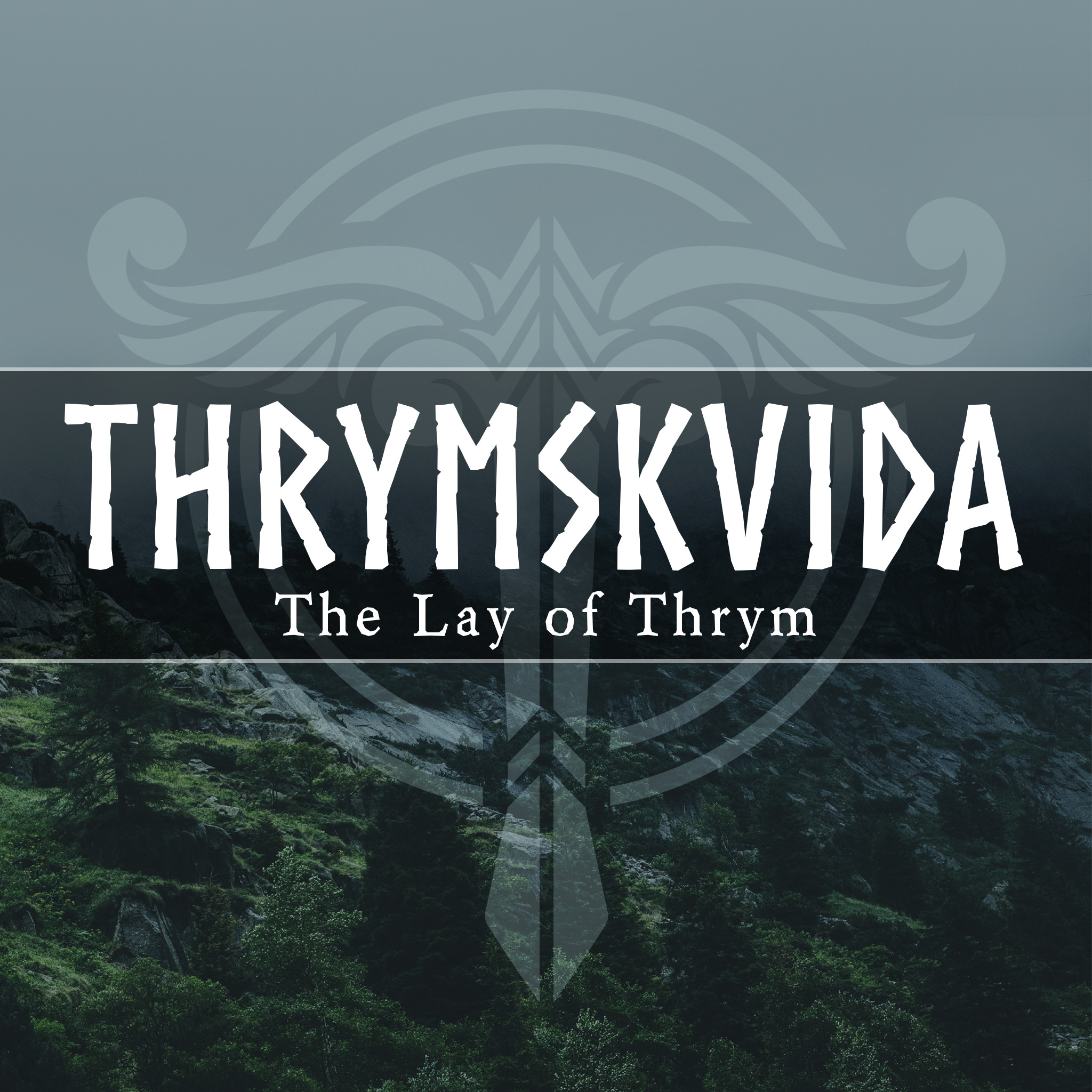 33: Thrymskvida - The Lay of Thrym or the Theft of Mjolnir from the Poetic Edda of Norse Mythology