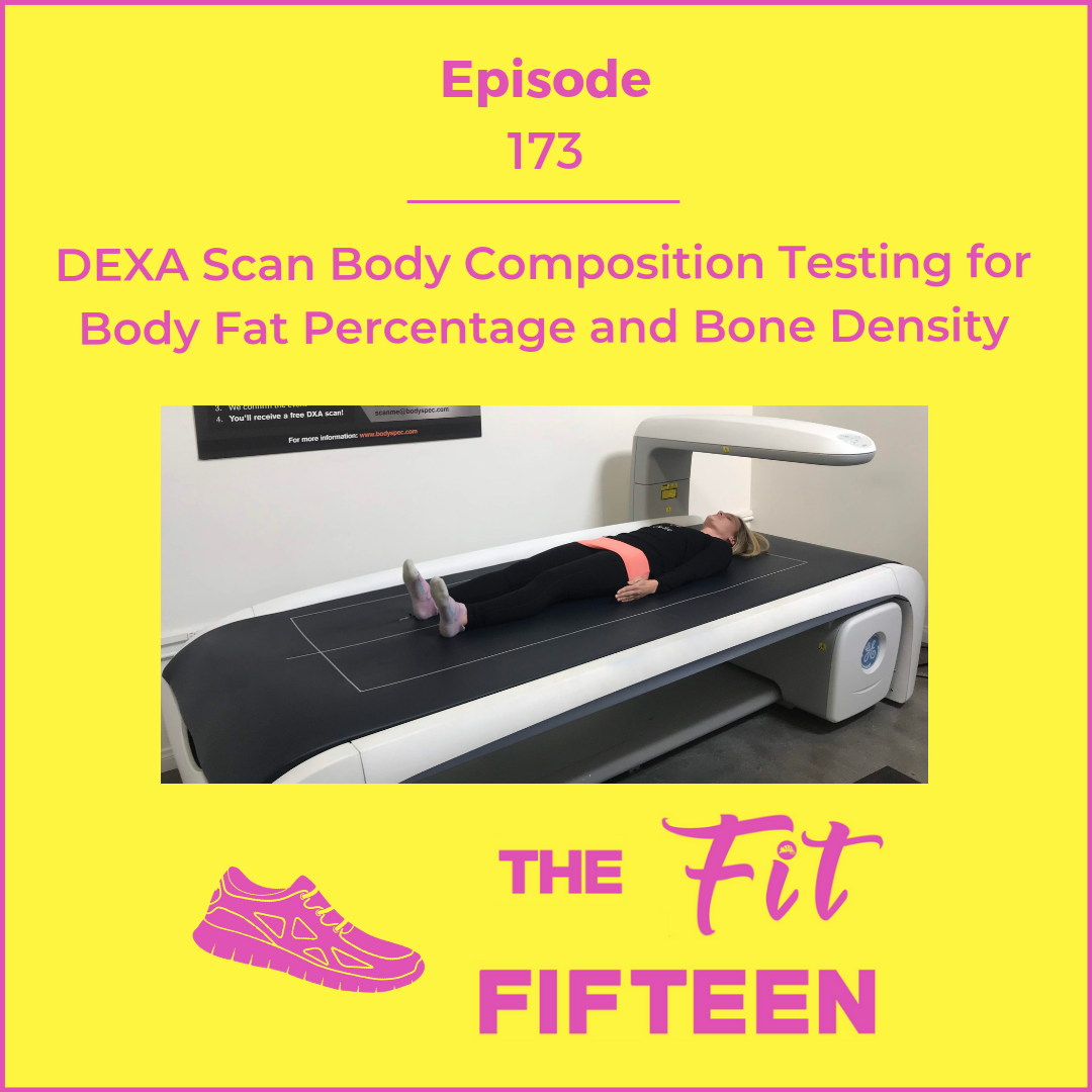 DEXA Scan Body Composition Testing for Body Fat Percentage and Bone Density