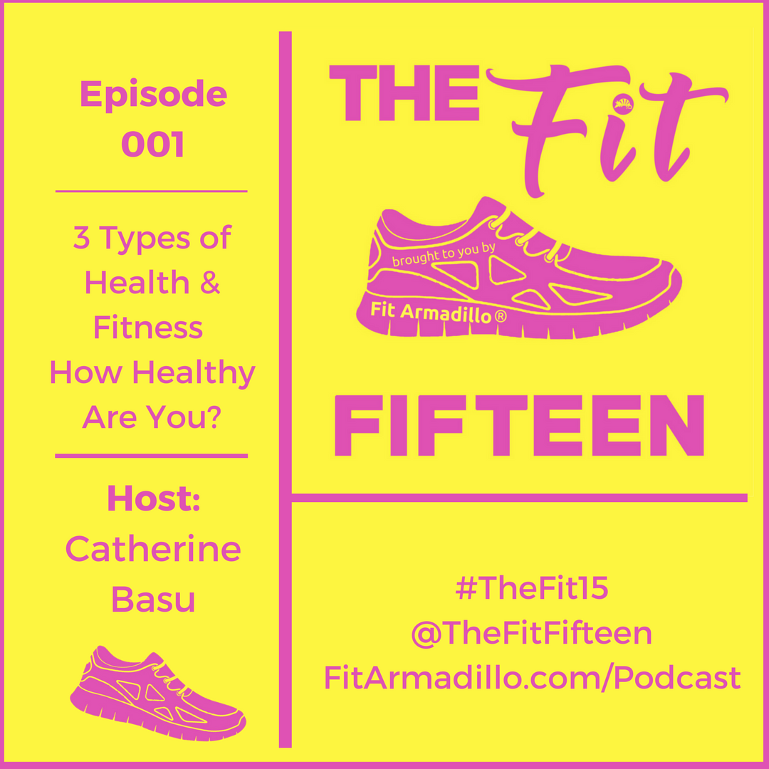 3 Types of Health & Fitness