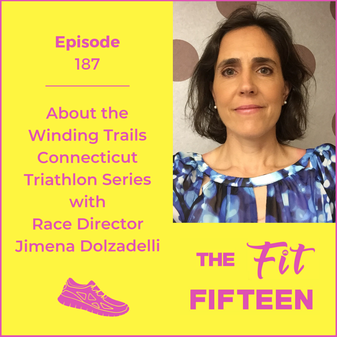 About the Winding Trails Connecticut Triathlon Series with Race Director Jimena Dolzadelli