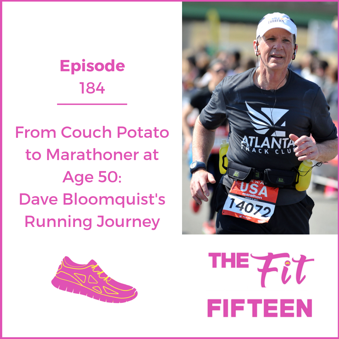 From Couch Potato to Marathoner at Age 50: Dave Bloomquist's Running Journey
