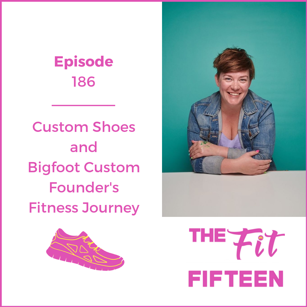 Custom Shoes and Bigfoot Custom Founder's Fitness Journey