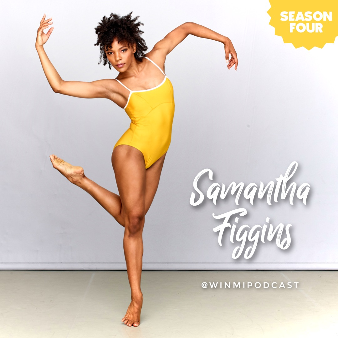 Samantha Figgins - Dancer and Ballerina Finds a Home at Alvin Ailey