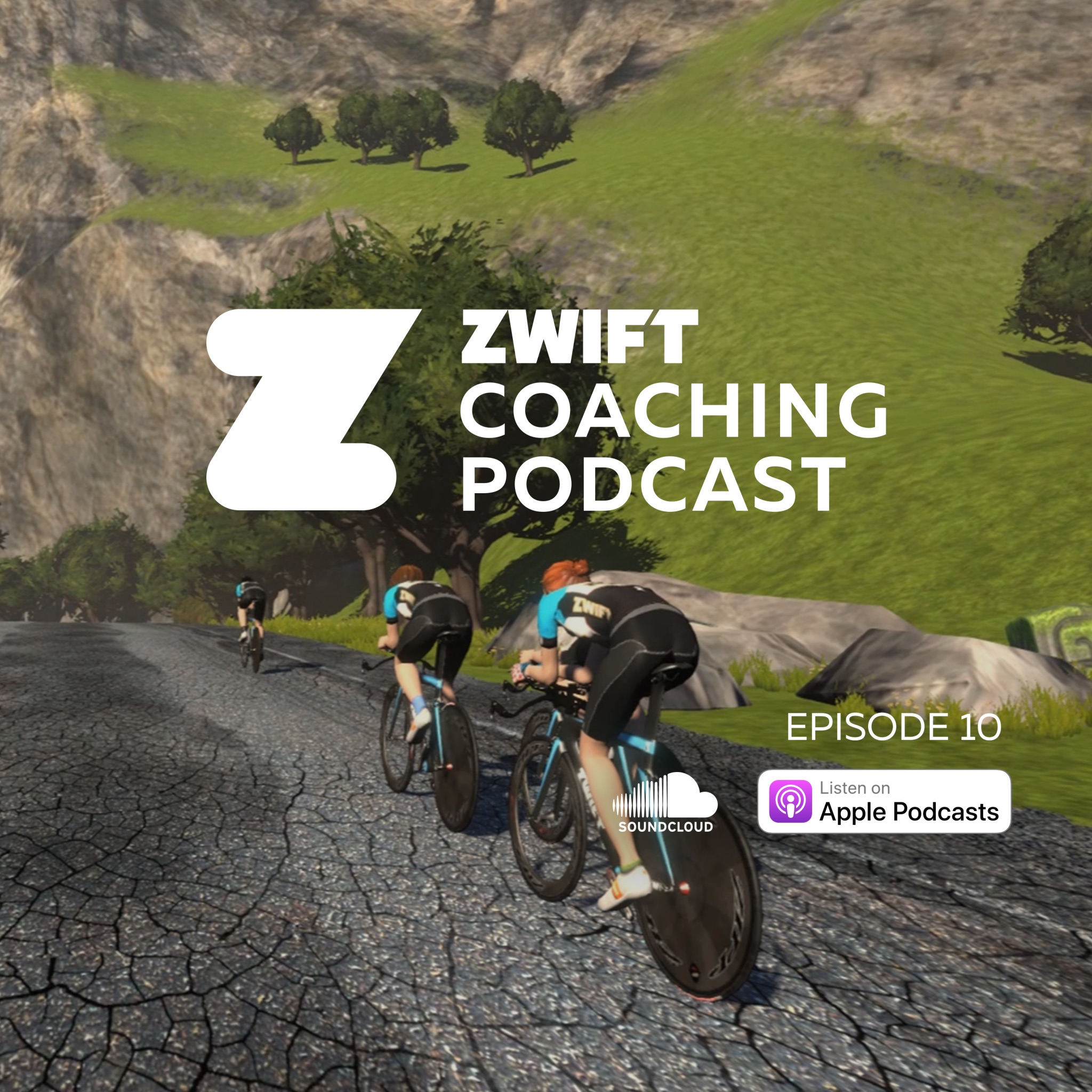 Zwift Power Up Cycling Podcast | Podbay