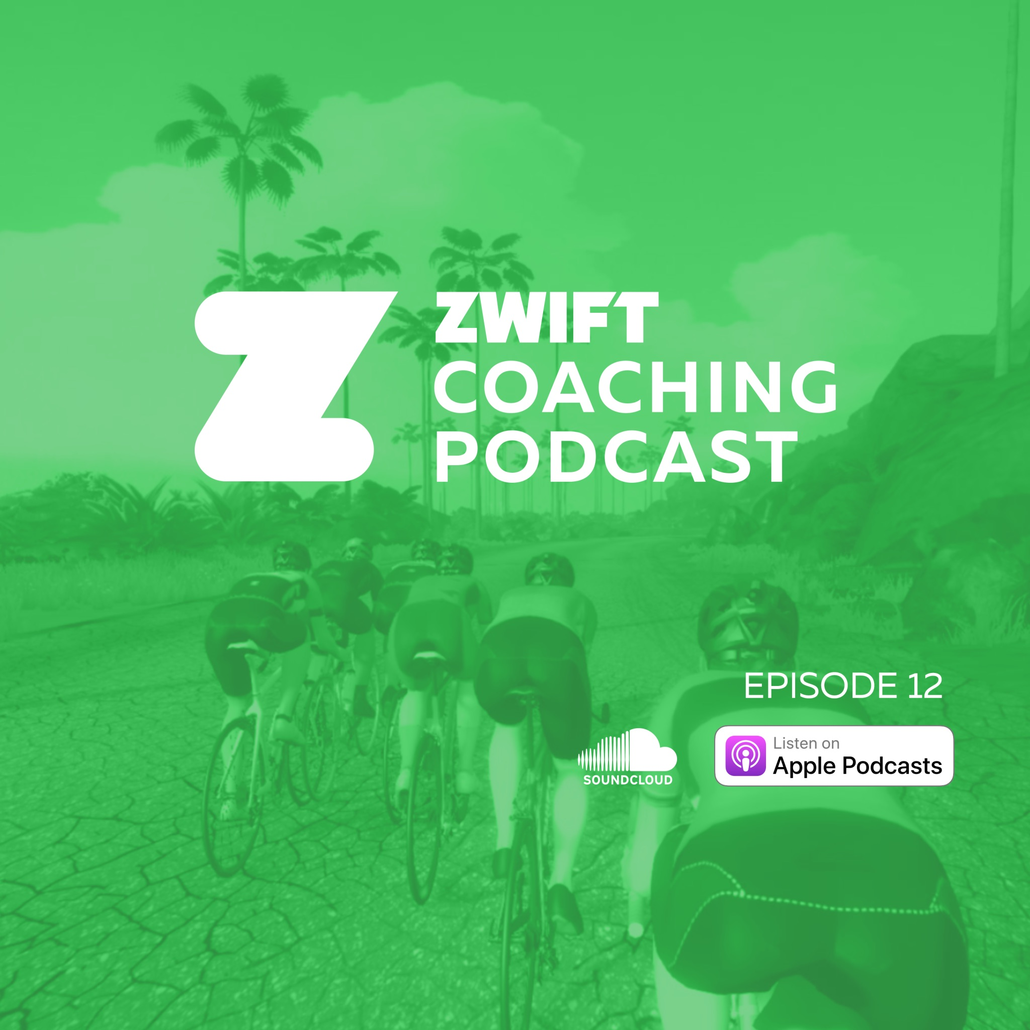 Download Zwift Power Up Cycling Podcast - Episode 12 - Multi Day