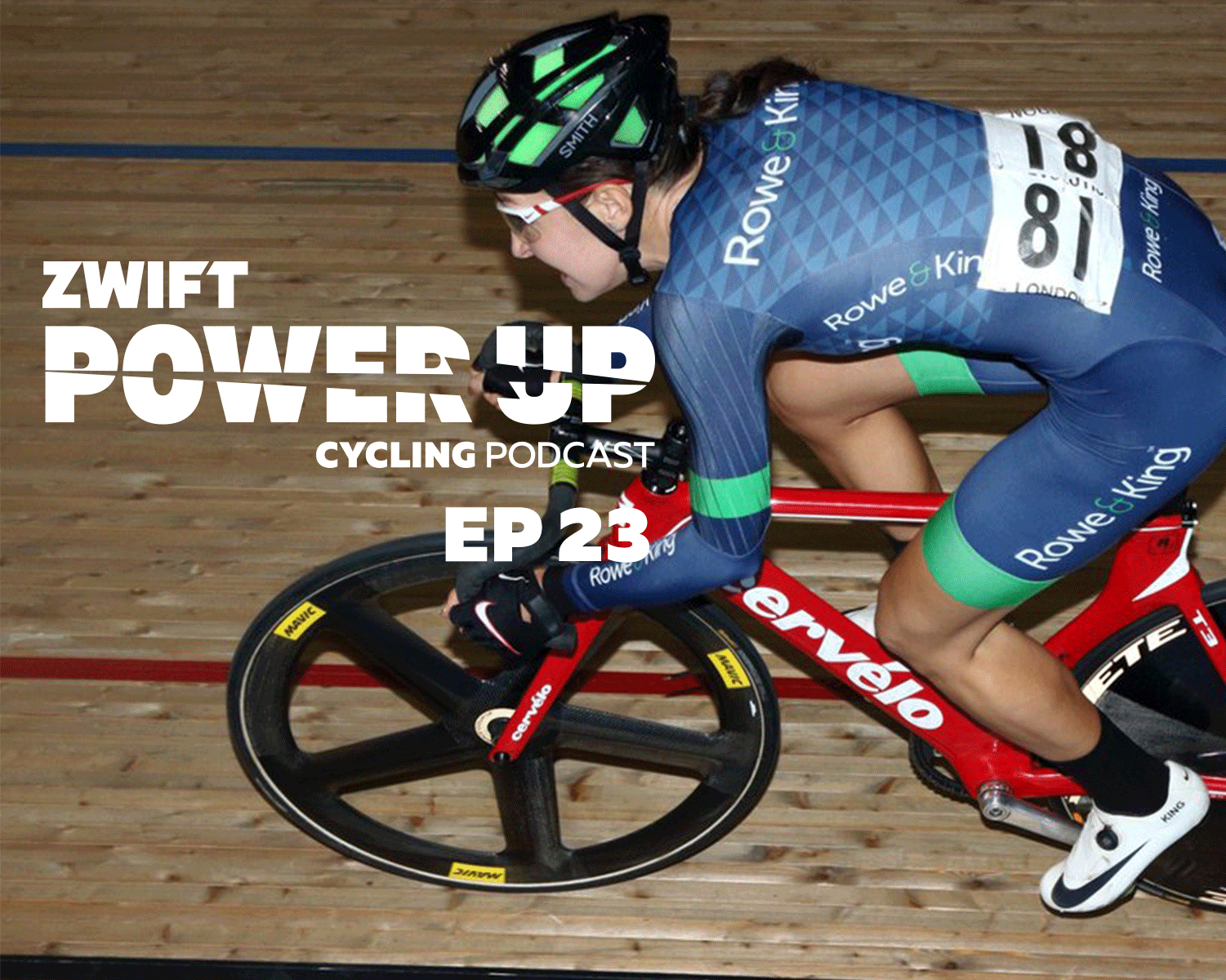 Episode 23 - Track World Championships