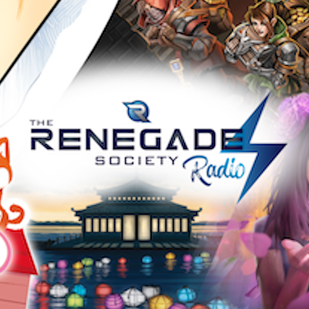 Renegade Society Radio! Architects of the West Kingdom & Current Goings-ons!