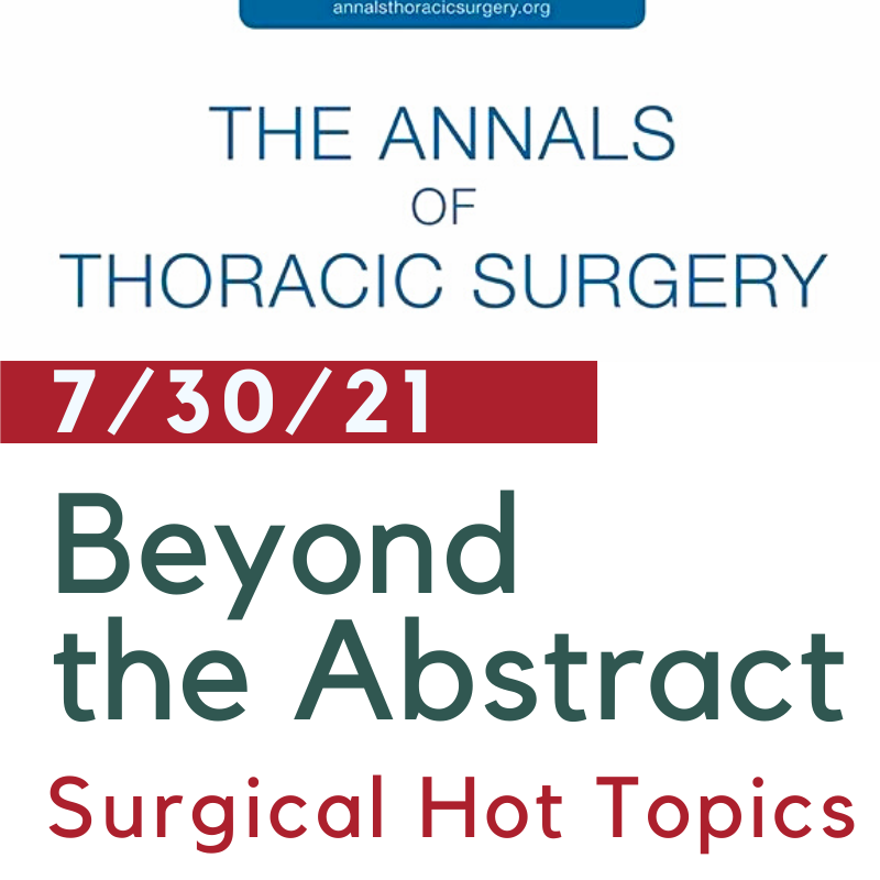 Beyond the Abstract: Women in Thoracic Surgery Scholarship—Impact on Career Path and Interest in Cardiothoracic Surgery