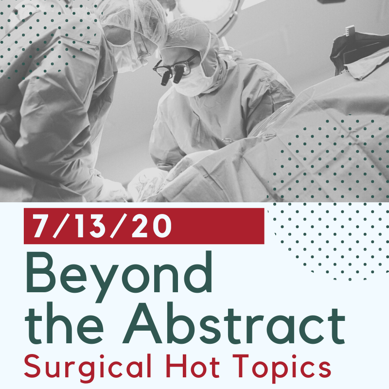 Beyond the Abstract: Cardiothoracic Surgeons in Pandemics, Ethical Considerations